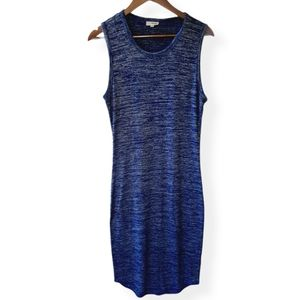 Aritzia Wilfred free Maxi dress in riposa fabric